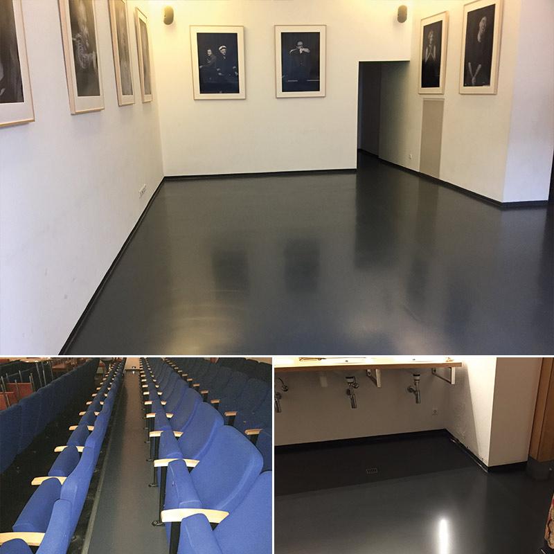 Grundreinigung-Theater-Frankfurt