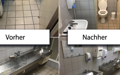 Toiletten-Sanierung in Frankfurt am Main