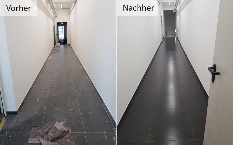 Bauendreinigung Frankfurt