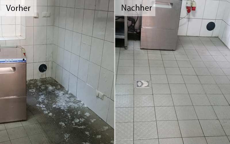 Grundreinigung-Gastronomie-Küche-Restaurant--in-Hanau