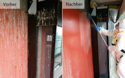 Spezial-/ Fassadenreinigung