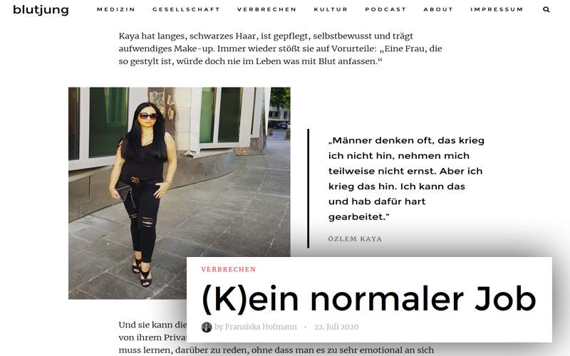 (K)ein-normaler-Job